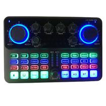 Placa De Som Interface De Audio Usb Pc E Celular Externa - Sem
