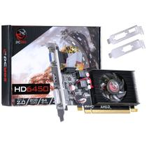 Placa De Video 6450 2gb Ddr3 64 Bits Com Kit Low Profile Incluso - Pj64506402d3lp - Pcyes