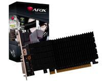 Placa de Vídeo Afox GeForce GT 710 1GB - GDDR3 64 bits  AF710-1024D3L8-V2