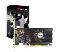 Placa de video afox geforce gt710 2gb ddr3 64bit - hdmi - dvi - vga - af710-2048d3l5-v3 - Nvidia