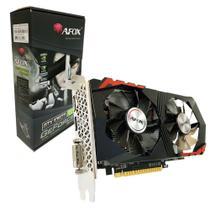 Placa de Vídeo Afox, GeForce, GTX 1050 Ti, 4GB GDDR5, 128Bit, AF1050TI-4096D5H2 -