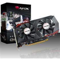 Placa de Vídeo Afox Geforce GTX1050TI 4GB DDR5 128 Bits - AF1050TI-4096D5H6-V2 - Nvidia