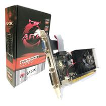 Placa de Vídeo AFOX Radeon R5 220, 2GB, DDR3, 64 Bits, Low Profile, HDMI/DVI/VGA - AFR5220-2048D3L5 -