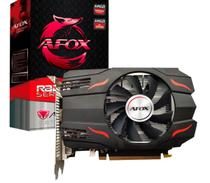 Placa de Vídeo Afox Radeon, RX 550 4GB, GDDR5, 128Bit, AFRX550-4096D5H4-V4 -