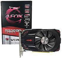 Placa de Vídeo AFOX Radeon RX 550 4GB GDDR5 128Bit -