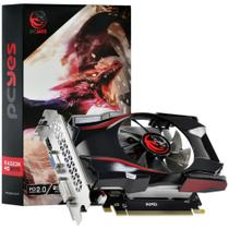 Placa de Video AMD Radeon 6570 2GB GDDR5 128 Bits Gaming Edition - PJ65702DR5128 - Pcyes