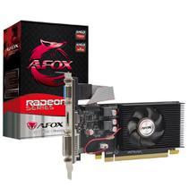 Placa de Vídeo AMD Radeon R5 230 2GB DDR3 64-Bits Afox - AFR5230-2048D3L4 -