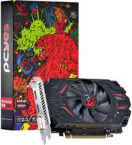Placa De Video Amd Radeon Rx 550 4gb Gddr5 128 Bits Pcyes -
