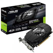 Placa de Vídeo Asus Geforce Dual-Ball Gtx1050ti 4gb Gddr5 128 Bits - PH-GTX1050TI-4G