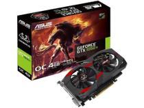 Placa de Vídeo Asus GeForce GTX 1050 TI - 4GB GDDR5 128 bits Cerberus -
