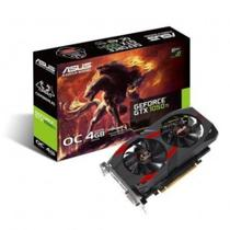 Placa de Video ASUS Geforce GTX 1050 TI OC 4GB DDR5 128 BITS - CERBERUS-GTX1050TI-O4G