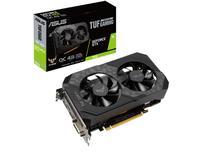 Placa de Vídeo Asus GeForce GTX 1650 - 4GB GDDR6 128 bits TUF Gaming TUF-GTX1650-O4GD6-P