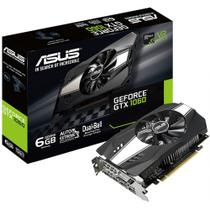 Placa de Video ASUS Geforce GTX1060 6G Phoenix 192 BITS - PH-GTX1060-6G