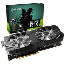 Placa de Vídeo Galax Geforce Ex Oc Edition Rtx 2070 8gb Gddr6 256 Bits - 27NSL6MPX2VE