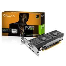 Placa de Video Galax Geforce GTX 1050 OC LP 2GB DDR5 128 BITS - 50NPH8DSP2MN -