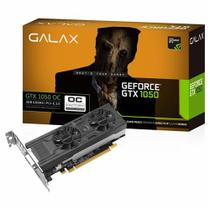 Placa De Video Galax Geforce Gtx 1050 Oc Pl 2gb Ddr5 128 Bits - 50nph8dsp2mn - Revisar