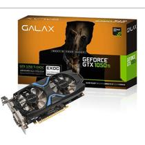 Placa de Video Galax Geforce GTX 1050 TI EXOC 4GB DDR5 128 BITS - 50IQH8DVN6EC