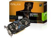 Placa de Video Galax Geforce GTX 1050 TI EXOC 4GB DDR5 128 BITS  50IQH8DVN6EC -