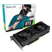 Placa De Vídeo Galax Nvidia Geforce Rtx 3060 (1-Click Oc), 15 Gbps, 12gb Gddr6 36nol7md1voc -