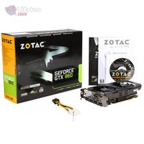 Placa De Video Gamer Zotac Geforce Gtx 960 4gb Ddr5 128bit