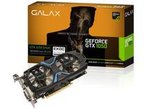 Placa de vídeo geforce galax gtx performance nvidia gtx 1050 exoc 2gb