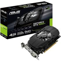 Placa de Vídeo Geforce GTX 1050Ti Asus Phoenix 4GB 128Bits GDDR5 Single Fan - PH-GTX1050TI-4G