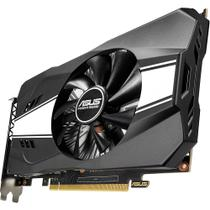 Placa de Vídeo Geforce GTX 1060 6GB ASUS Phoenix 192 Bits Directx 12 Single Fan - PH-GTX1060-6G