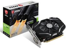 Placa de Vídeo Geforce GTX Performance Nvidia GTX 1050 MSI