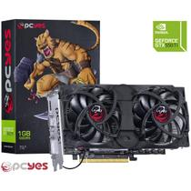 Placa de vídeo geforce gtx550 ti-1.0gb/192bits/192cuda-pcyes n55tx1gd5192df (hdmi dvi e vga) -