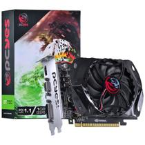 Placa de Video Geforce Nvidia Gt 730 1gb Gddr5 128 Bits Gaming Edition - PY730GT12801G5 - Pcyes