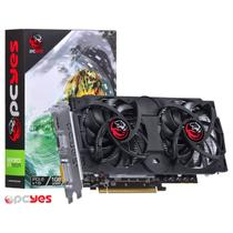 Placa de video geforce nvidia gtx 550 ti 1gb gddr5 192 bits dual-fan - Pcyes