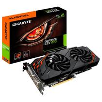 Placa de Video Gigabyte Geforce GTX 1060 Aorus 6GB DDR5 192 BITS - GV-N1060AORUS-6GD R2