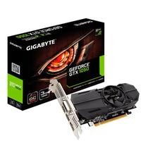Placa de Vídeo Gigabyte Geforce GTX1050 OC Low Profile 3GB DDR5 PCIE GV-N1050OC-3GL