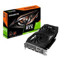 Placa de Vídeo Gigabyte Geforce Rtx 2060 OC 6gb GDDR6 192 BITS - GV-N2060OC-6GD -