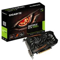 Placa de Video Gigabyte Gefroce GTX 1050TI 4GB OC Windforce 2X DDR5 GV-N105TOC-4GD -