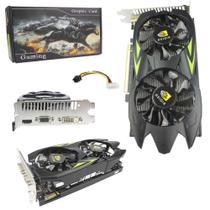 Placa De Video Gt 550ti 1gb Ddr5 128bits Nvidia Geforce - Dex