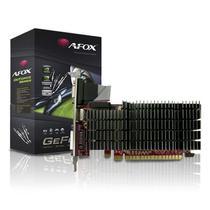 Placa de Video GT210 1Gb Ddr3 64Bit Vga/Hdmi/Dvi Low Profile AF210-1024D3L5 Afox -