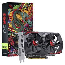 Placa de Vídeo GTX 1050 2GB GDDR5 Pcyes Geforce 3 Monitores -