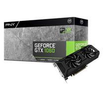 Placa de video gtx 1060 geforce 6gb ddr5 pny nvidia -