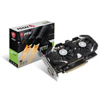 Placa de Video GTX1050 2GB 128bits OC Hdmi DDR5 Dual GTX1050 2GT OC MSI