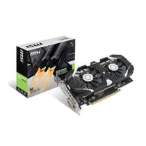 Placa de Video GTX1050TI 4Gb 128bits OC Hdmi DDR5 Dual Fan GTX1050TI/4GT Msi