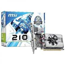 Placa de Video MSI Geforce 210 1GB DDR3 -