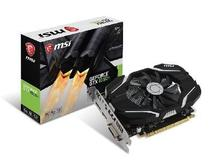 Placa de video msi geforce gtx 1050 ti 4g oc - 912-v809-2268