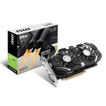 Placa de video msi geforce gtx 1060 3gb 3gt oc gddr5 192bit