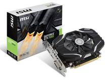 Placa de Video MSI Geforce Performance  GTX 1050 OC 2GB DDR5 128BIT 7008MHZ DVI HDMI DP 912-V809-2286