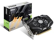 Placa de Video MSI Geforce Performance  GTX 1050TI OC 4GB DDR5 128BIT 7008MHZ DVI HDMI DP - 912-V809-2272
