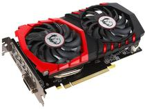Placa de Video MSI Geforce Performance Nvidia GTX 1050TI Gaming X 4GB DDR5 128BIT 7008MHZ DVI HDMI DP -