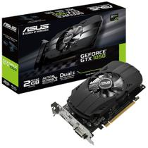 Placa de Vídeo NVDIA Asus GeForce GTX 1050 2GB Phoenix DDR5 128 Bits