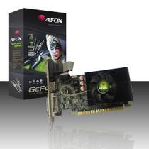 Placa de Vídeo NVIDIA Afox GeForce GT 210 1GB DDR3 64 Bits VGA, DVI, HDMI AF210-1024D3L8 -