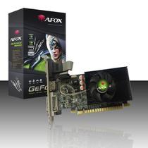 Placa de Vídeo NVIDIA Afox GeForce GT 210 1gb DDR3 64 Bits (VGA, DVI, HDMI) - Afox -